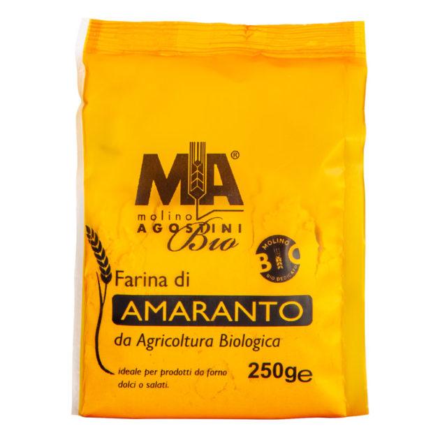Farina di Amaranto Biologica - per prodotti da forno dolci o salati