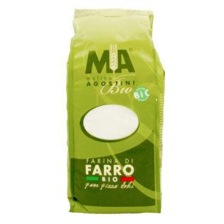 """Farina di Farro spelta tipo """"0"""" Biologica - per Pane, Pizza, Dolci"""