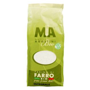 """Farina Integrale di Farro spelta tipo """"0"""" Biologica - per Pane, Pizza, Dolci"""