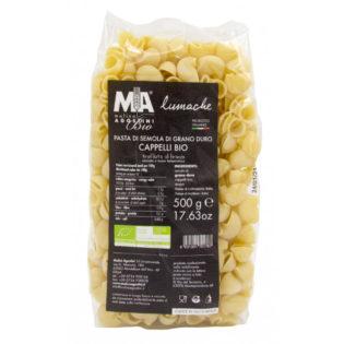 Lumache - Pasta di grano duro Senatore Cappelli Akrux Biologica