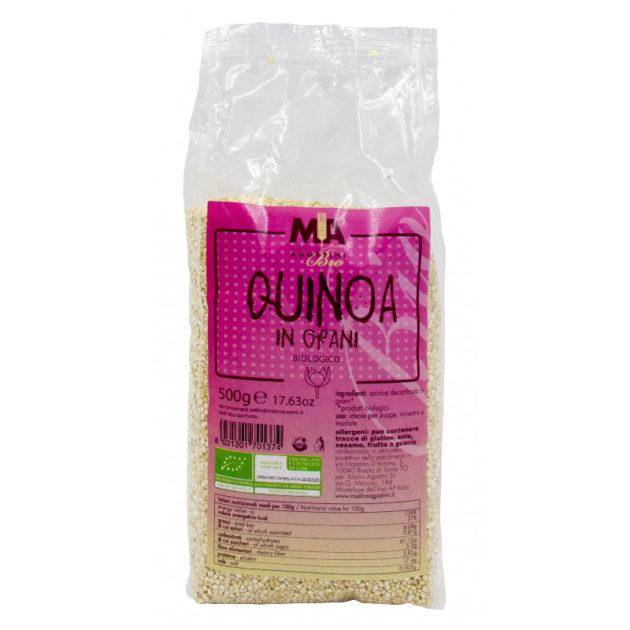 Quinoa in grani Biologico