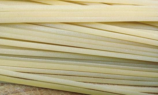Spaghettoni - Pasta di grano duro Senatore Cappelli Akrux Biologica