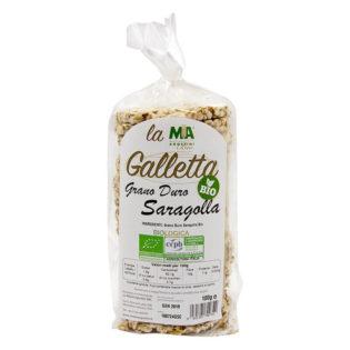 Gallette di grano duro Saragolla BIO