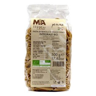 Pasta - Penne di grano duro Integrali BIO