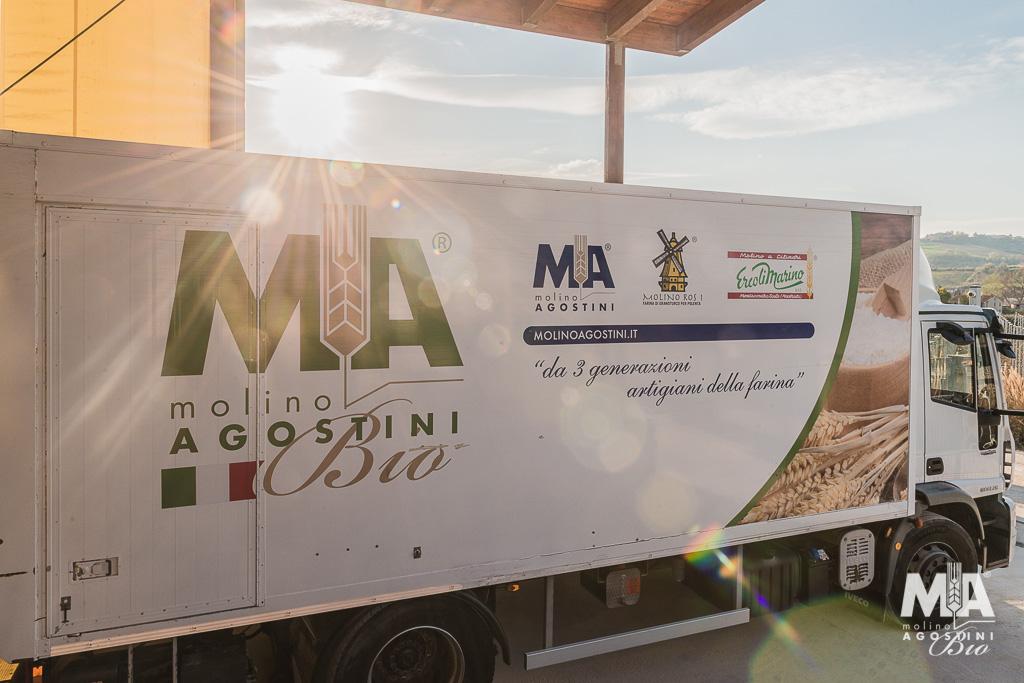 Stoccaggio - Molino Agostini