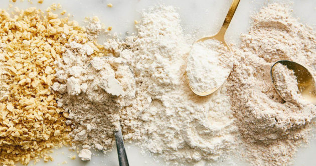 I prodotti raffinati e altre tipologie di farine