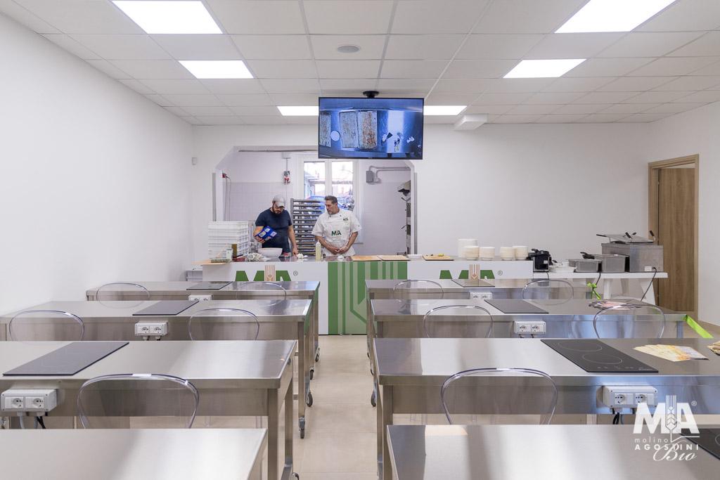 Officina, il nuovo laboratorio didattico