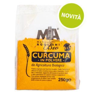 Curcuma in Polvere Biologica